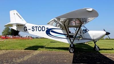 G-STOD - ICP MXP-740 Savannah VG Jabiru - Private