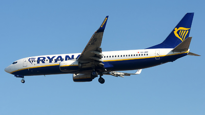9H-QBR - Boeing 737-8AS - Ryanair (Malta Air)