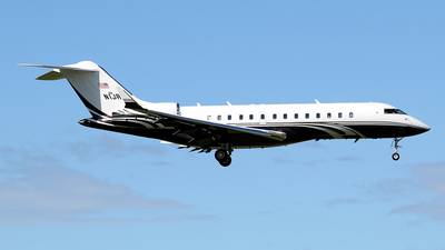N1JR - Bombardier BD-700-1A10 Global Express - Private