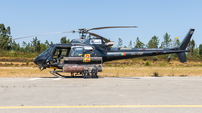 SE-JSF - Eurocopter AS 350B3 Ecureuil - HeliBravo