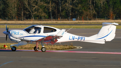 LN-PFI - Diamond DA-40NG Diamond Star - Pilot Flight Academy