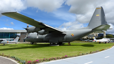 FAC1010 - Lockheed C-130B Hercules - Colombia - Air Force