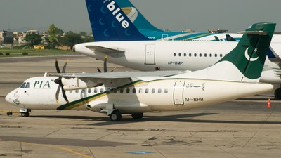 AP-BHH - ATR 42-500 - Pakistan International Airlines (PIA)