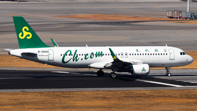 B-9940 - Airbus A320-214 - Spring Airlines