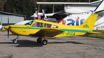 LN-BGA - Piper PA-28-180 Cherokee Challenger - Private