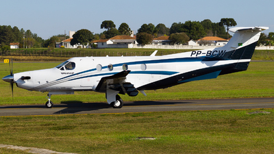 PP-BCW - Pilatus PC-12/47E - Private