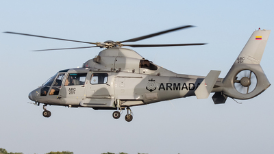 ARC251 - Eurocopter AS 365N3 Dauphin - Colombia - Navy