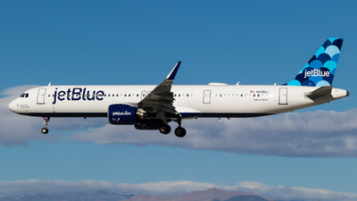 N2086J - Airbus A321-271NX - jetBlue Airways