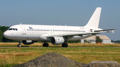JY-JAR - Airbus A320-212 - LTE International Airways (Jordan Aviation)