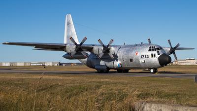1712 - Lockheed HC-130H Hercules - United States - US Coast Guard (USCG)