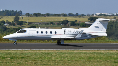 PR-PJD - Bombardier Learjet 31A - Air Jet Taxi Aereo