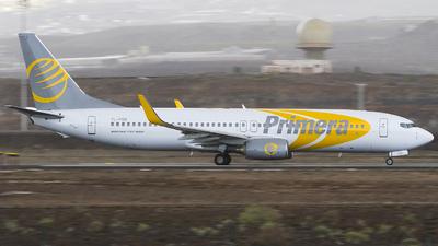 YL-PSB - Boeing 737-8Q8 - Primera Air
