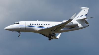 N90MC - Dassault Falcon 2000EX - Private