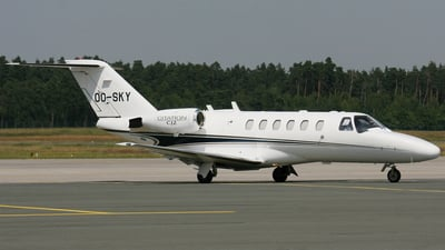 OO-SKY - Cessna 525A CitationJet 2 - Skyservice Business Aviation