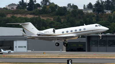 N10YU - Gulfstream G-IV - Private