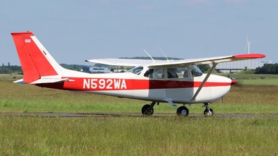 N592WA - Reims-Cessna F172K Skyhawk - Private