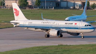 B-6611 - Airbus A320-214 - Air China