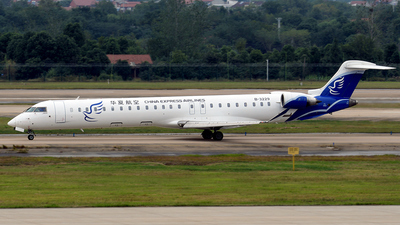 B-3229 - Bombardier CRJ-900 - China Express Airlines