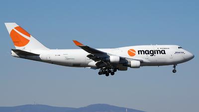 TF-AMI - Boeing 747-412(BDSF) - Magma Aviation (Air Atlanta Icelandic)