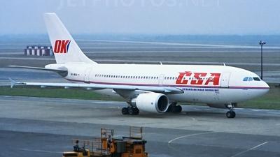 OK-WAA - Airbus A310-304 - CSA Ceskoslovenske Aerolinie