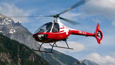 HB-ZLS - Guimbal Cabri G2 - Swiss Helicopter AG