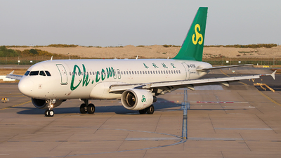 B-6706 - Airbus A320-214 - Spring Airlines