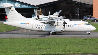 HK-5349-X - ATR 42-600 - EasyFly
