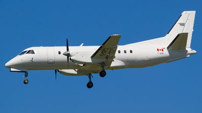 C-GPCI - Saab 340B - Pacific Coastal Airlines