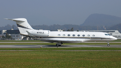 N761LE - Gulfstream G650 - Private