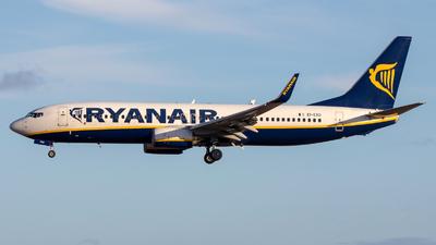 A picture of EIEXD - Boeing 7378AS - Ryanair - © Gerrit Griem