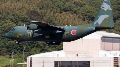 75-1078 - Lockheed C-130H Hercules - Japan - Air Self Defence Force (JASDF)