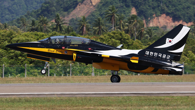 10-0057 - KAI T-50 Golden Eagle - South Korea - Air Force