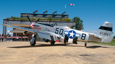 N383FJ - North American P-51D Mustang - Private
