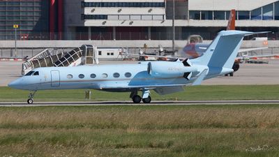 A6-FLH - Gulfstream G450 - Falcon Aviation Services