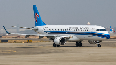 B-3218 - Embraer 190-100LR - China Southern Airlines