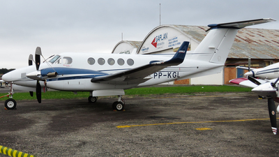 PP-KGL - Beechcraft B200GT Super King Air - Private