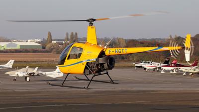 F-HGTT - Robinson R22 Beta II - Private