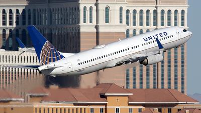N25201 - Boeing 737-824 - United Airlines