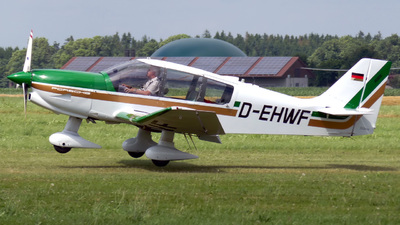 D-EHWF - Robin DR400/180RP Remo 212 - Private