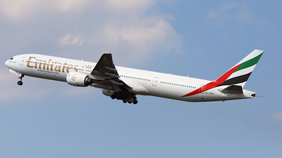 A picture of A6EMW - Boeing 77731H - [32700] - © Gabor Podlovics