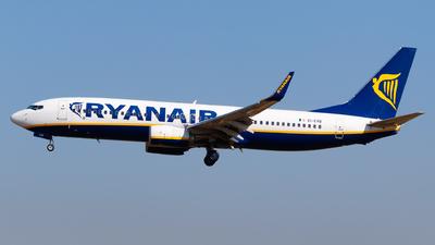 EI-EVB - Boeing 737-8AS - Ryanair