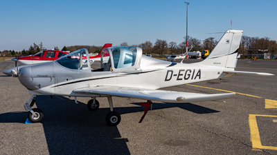 D-EGIA - Tecnam P2002JF Sierra - Private