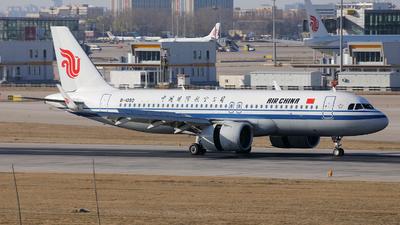 B-1050 - Airbus A320-271N - Air China