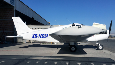 XB-NDM - Piper PA-28-140 Cherokee - Private