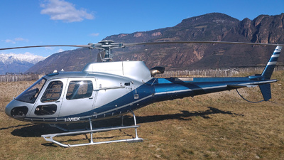 I-VIEK - Eurocopter AS 350B3 Ecureuil - Private