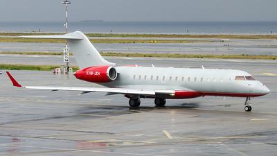 HB-JEH - Bombardier BD-700-1A10 Global 6000 - Albinati Aviation