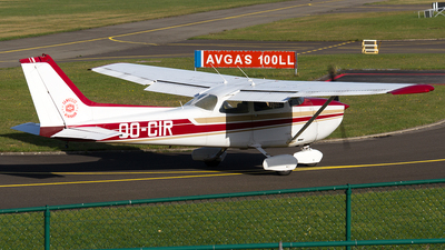 A picture of OOCIR - Cessna 172N Skyhawk - [17273282] - © Sotos