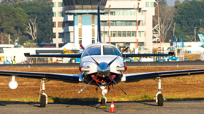 N681RV - Piper PA-46-500TP Malibu Meridian - Private