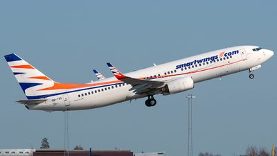 A picture of OMTSG - Boeing 73782R - Smartwings - © Laszlo Fekete
