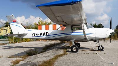 OE-AAD - Cessna 152 - Private